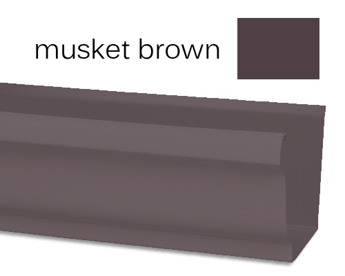 Musket Brown Gutter Color Xs04 Roccommunity